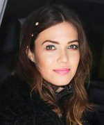 See Mandy Moore's Exclusive #NYFW Photo Diary