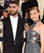 Gigi Hadid & Zayn Malik's Love Immortalized ... with Baked Beans