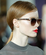 Your Favorite Bad Day Hairstyle Is Now a Runway Trend