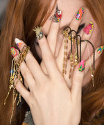 These Are the Prettiest Manicures From Fashion Month