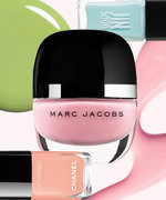 The Hottest Spring Nail Colors Right Now