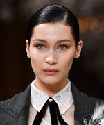 Sheer Shirt Aside, Bella Hadid's Lanvin Look is Perfect for Work
