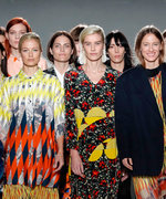 Dries Van Noten Celebrates Timeless Beauty with a League of Age Diverse Models