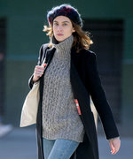 Alexa Chung's Effortlessly Cool Street Style