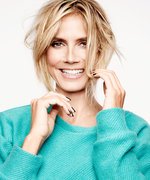What It's Like to Spend 24 Hours with Heidi Klum