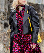 How to Wear Florals If You're Not a Girly-Girl