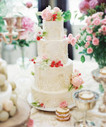 Here's Everything You Need to Know About Vegan and Gluten-Free Wedding Cakes