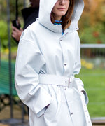 7 Stylish Packable Raincoats You'll Wear Long After Your Travels