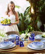 Designer Aerin Lauder Shares Her Top Spring Entertaining Tips