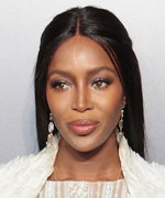 Naomi Campbell's Sheer Floor-Length Gown Is Beyond Regal