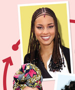 See Alicia Keys's Stunning Beauty Evolution