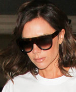Victoria Beckham's Message Tee Is SO Her