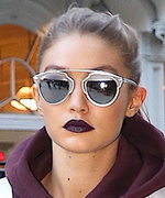 Gigi Hadid Makes the Case for Matching Your Lip to Your Look