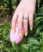See How to Nail This Modern Pastel Manicure For Easter