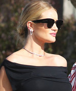 Pregnant Rosie Huntington-Whiteley Celebrates Her 30th Birthday