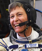 This Female Astronaut Just Broke an Insane Record