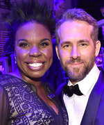 Looks Like Leslie Jones Found a New BFF in Ryan Reynolds