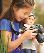 American Girl Debuts First Korean-American Doll