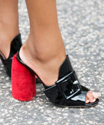 Your New Summer Shoe: Chic Open-Toed Mules