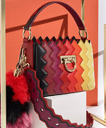 You'll Fall in Love with Ferragamo's Newest Rainbow Handbags