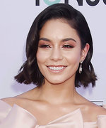 Vanessa Hudgens Is Here With the Ultra-Femme Dress of Our Dreams