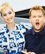 Katy Perry Directly Addresses Her Stance on Taylor Swift, Slays on Carpool Karaoke