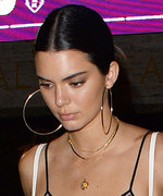 Kendall Jenner Wears Patent Leather Capris, Inspires Us to Do the Same