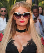 Paris Hilton, A Pink Carpet and A Fountain of Champagne: When Philipp Plein Came To Cannes