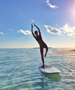 Why Paddleboarding Like Pippa Is This Summer's Best Ever Workout