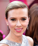 Scarlett The Disco Ball! Ms. Johansson Glitters at Rough Night Premiere