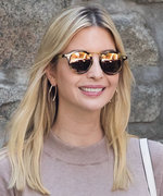 Ivanka Trump Opts for Long Sleeves and Floral Dolce & Gabbana in Washington D.C.
