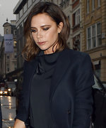 Victoria Beckham Makes Head-to-Toe Baby Blue Totally Chic (Of Course)