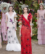 Rodarte Says Bonjour toParis With Its New Spring Collection