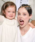 Coco Rocha's 2-Year-Old Daughter Just Made Her Runway Debut