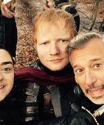 Ed Sheeran's Game of Thrones Cameo Is Everything