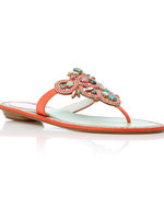 René Caovilla's New Shoes For Moda Operandi Have a Secret