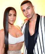 Balmain Celebrated Its Los Angeles Boutique Opening with a Star-Studded Bash