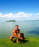7 Photos of The Bachelorette's Dean Cuddling Animals to Brighten Up Your Monday