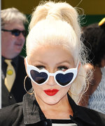 Christina Aguilera's 2-Year-Old Daughter Is Her Red Carpet Mini-Me