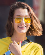 Bella Hadid Slayed Three '90s-Inspired Looks in One Day