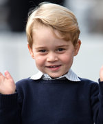 There's a Very Real, Historic Reason Why Prince George Always Wears Shorts