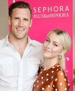 Julianne Hough and Brooks Laich Make Their First Public Appearance Post-Wedding