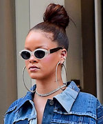 Rihanna Took a Major Style Cue from Britney Spears