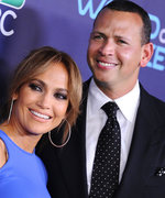 J.Lo and A-Rod Had a Totally-in-Love Moment on the Red Carpet