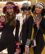 The Dolce & Gabbana Runway Show Took Place in a Department Store