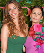 Gisele Bündchen Wore This Sustainable Design to the Green Carpet Fashion Awards