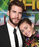 Miley Cyrus and Liam Hemsworth Have Reached Peak #CoupleGoals