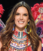 Alessandra Ambrosio's Daughter Looks Like Royalty at the Victoria's Secret After-Party