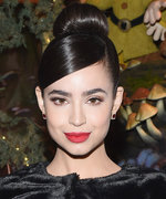 Go Behind the Scenes with Sofia Carson as She Unveils Saks Fifth Avenue's Holiday Windows