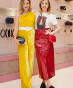 Suki Waterhouse & Poppy Jamie On Bad Ass Bags & Festive AF House Parties